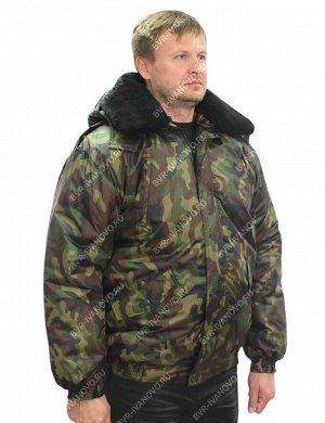 Куртка Норд тк.Оксфорд цв.Зеленый КМФ