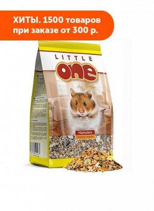 Little One корм для хомяков 900гр