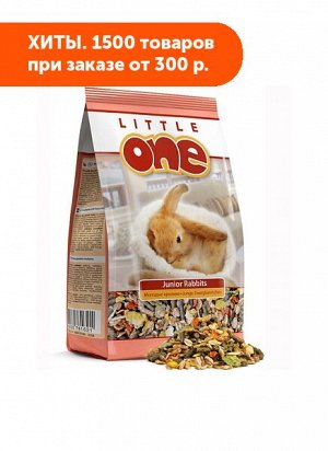Little One корм для молодых кроликов 900гр