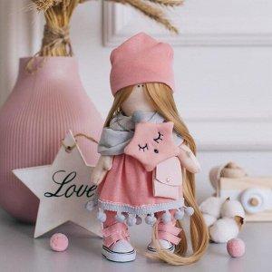 Мягкая кукла «Хелен», набор для шитья 15,6 ? 22.4 ? 5.2 см