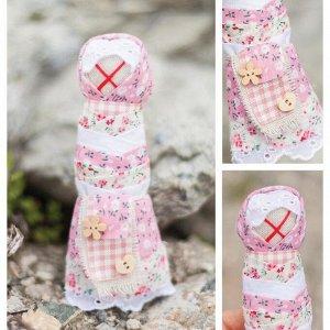 Кукла-оберег «На замужество», набор для творчества 21 х 14,85 см