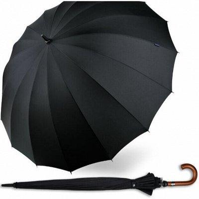 ☂Осенние аксессуары со скидкой до -70%! — Коллекция для мужчин — Зонты
