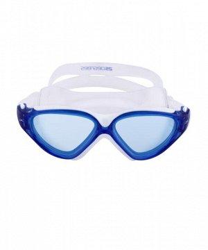 Маска для плавания 25DEGREES 25D04-YG25-20-30 Yogic Transparent
