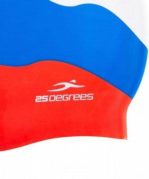 Шапочка для плавания 25DEGREES 25D15-RU01-20-30 Russia, силикон