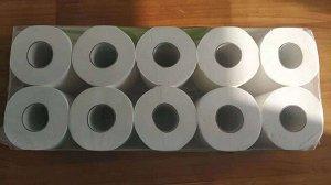 Бумага «Ива» KX-10 (10 штук в упаковке)
