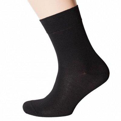 Новинки! Колготки, носки, белье, все со скидкой! — Мужские носки хлопок Comandor — Носки
