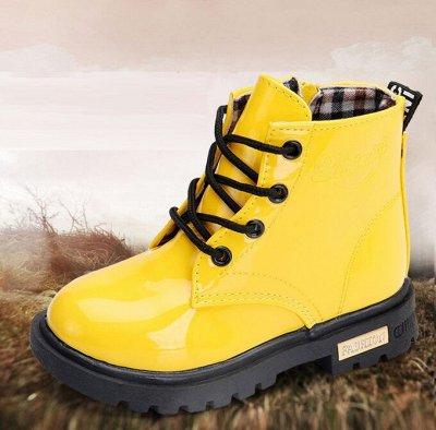 Детская экономка! Долгожданный SaLe! — Стильные ботинки унисекс — Для детей