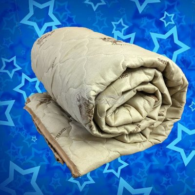 Постелька. Шикарный выбор и цены  — одеяло овечья шерсть — Двуспальные и евроразмер