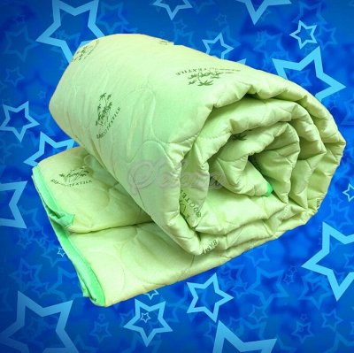 Постелька. Шикарный выбор и цены  — одеяло бамбуковое волокно — Двуспальные и евроразмер