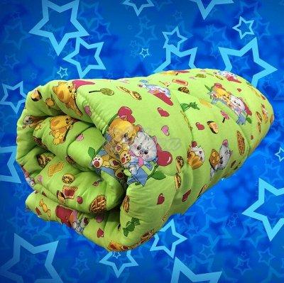 Постелька. Шикарный выбор и цены  — одеяло файбертекс — Двуспальные и евроразмер