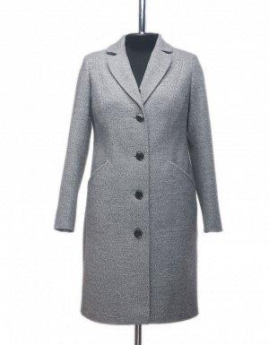 Пальто Длина по спине: 100 см. Длина рукава: 64 см. Ткань: Рубчик, Утеплитель: ватин. Подкладка: Полиэстер. Вид застежки: Пуговицы, Опции опушки: съемная опушка. Мех: Чернобурка, Комплектация: Пальто: