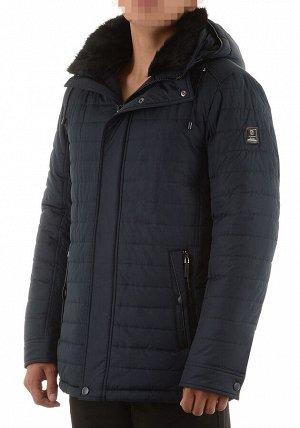 Мужская зимняя куртка на верблюжьей шерсти COR-511