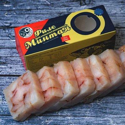 Кальмар 99 рублей за 1 кг… Мидии! Палтус! Креветка — Филе минтая! — Рыбные