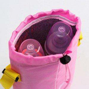 Термосумка для бутылочки «TRAND. Лама», для 2 бутылочек