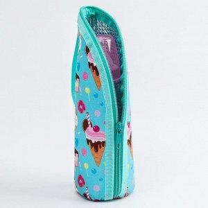 Термосумка для бутылочки «Зайка Полли» на молнии