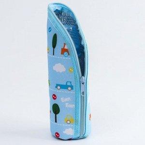 Термосумка для бутылочки «Сыночек» на молнии