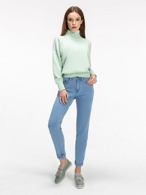 Женские джинсы VL58-M B.29 светло-голубой