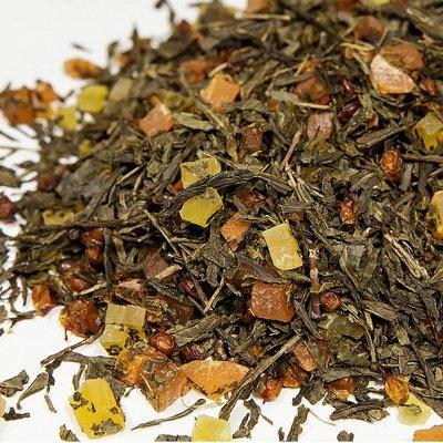Огромный выбор чая и кофе на любой вкус — Зеленый чай AROMA — Чай