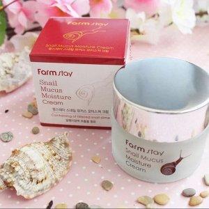 Увлажняющий крем с экстрактом улитки Snail Mucus Moisture Cream