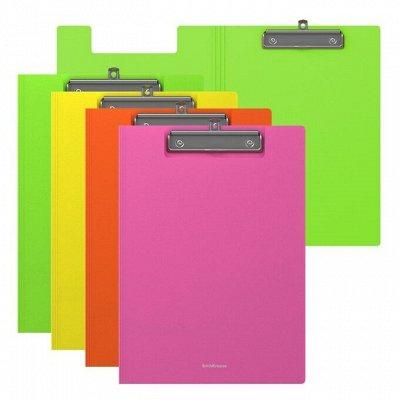 Товары для школы и офиса.  —  Папки-планшеты — Офисная канцелярия
