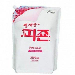 """Кондиционер для белья """"PIGEON"""" (с ароматом «Розовый сад») 2,1 л МУ / 8"""
