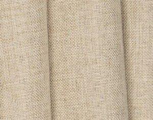 Комплект штор (2 шт*150 см) цвет бежевый 100% блэкаут