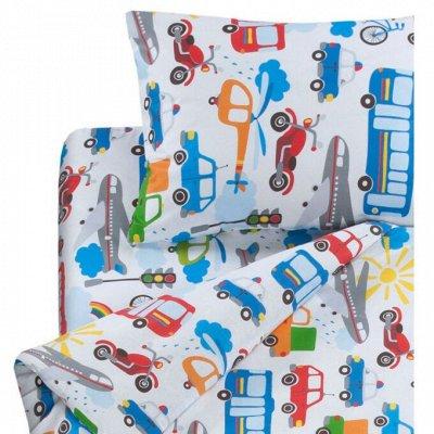 КПБ Импортный Поплин -30% по предзаказу — Изделия для сна для детей по предметам — Постельное белье
