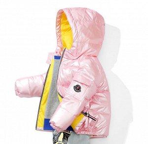 Куртка Симпатичные и очень уютные куртки. 100см длина 42см, 110см длина 44см, 120см длина 47см, 130см длина 49см, 140см длина 52см, 150см длина 55см, 160см длина 57см, 170см длина 60см