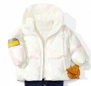 Куртка Симпатичные и очень уютные куртки. 110см длина 44см, 120см длина 47см, 130см длина 49см, 140см длина 52см, 150см длина 55см, 160см длина 57см, 170см длина 60см