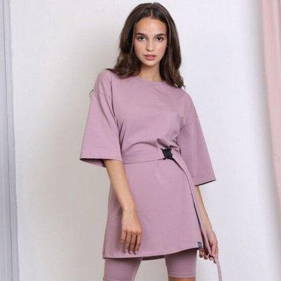 Домашняя одежда, халаты, пижамы. Мужской и женский трикотаж — Домашние платья и туники — Платья