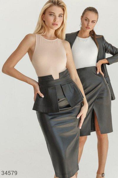 GEPUR женская одежда 🌺 весна-лето 2021 — юбки — Прямые юбки