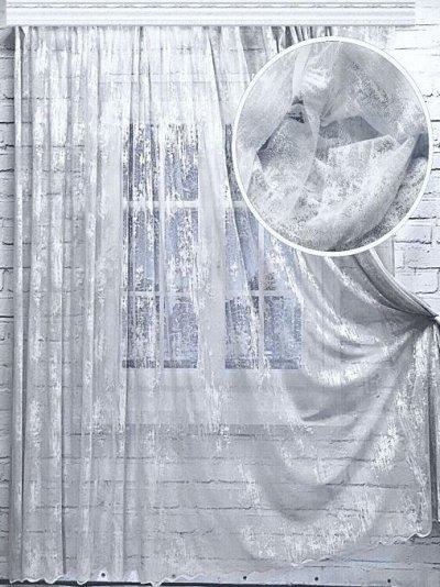 Абеллис - шторы, кпб, полотенца — ТЮЛЬ Жаккард — Тюль