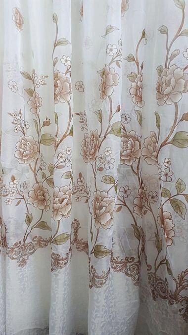 Абеллис - шторы, кпб, полотенца — ТЮЛЬ Органза — Тюль