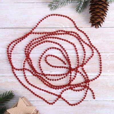 Все для Нового года! Игрушки, елки, гирлянды! Подарки к НГ — Бусы на елку — Украшения для интерьера