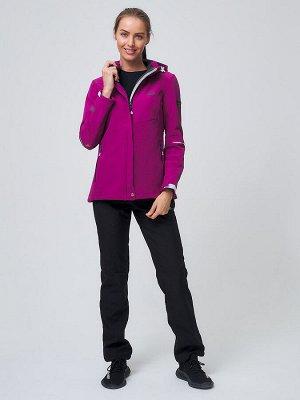 Костюм женский MTFORCE фиолетового цвета 02038F