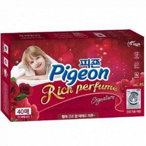 """883330 """"Pigeon"""" """"Пиджеон Арома"""" Концентрированный кондиционер для белья (La Fiesta) 40 листов 1/15"""