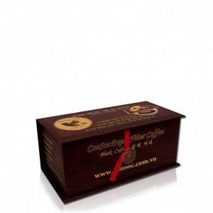 Кофе молотый БЕЛОЧКА black (CON SOC)