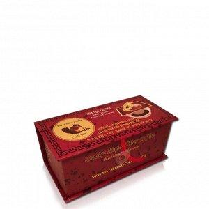 Кофе молотый БЕЛОЧКА red (CON SOC)