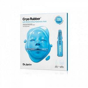 Dr.J***+ Cryo Rubber With Moisturzing Hyaluronic Acid Моделирующая Альгинатная Маска 50гр