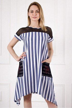 Платье 993 виолетта