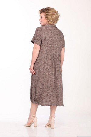 Платье Платье Bonna Image 256 №1  Состав: Вискоза-100%; Сезон: Лето Рост: 164  Стильное женское платье, выполнено в стиле бохо свободного силуэта, из легкой штапельной ткани с цветочным дизайном. По