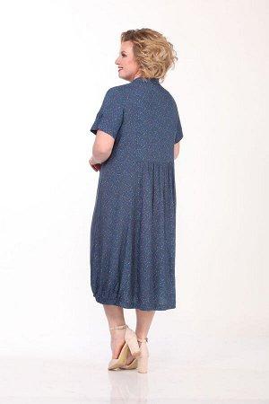 Платье Платье Bonna Image 256 №2  Состав: Вискоза-100%; Сезон: Лето Рост: 164  Стильное женское платье, выполнено в стиле бохо свободного силуэта, из легкой штапельной ткани с цветочным дизайном. По