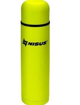 Термос N.TM-045-L 1000ML лайм NISUS
