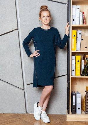 Платье Платье. Внимание: размер 2XL на 100 руб. дороже. Состав: 50% шерсть, 50% дралон