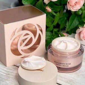 Питательный крем на основе болгарской розы Bulgarian Rose Satin Cream