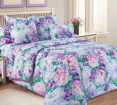 ECOLAN - домашний текстиль, яркие принты! Наматрасники! — Постельное белье (бязь) - евро — Двуспальные и евро комплекты