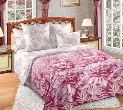 ECOLAN - домашний текстиль, яркие принты! Наматрасники! — Постельное белье (перкаль) - 2сп люкс — Двуспальные и евро комплекты