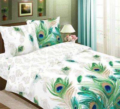 ECOLAN - домашний текстиль, яркие принты! Наматрасники! — Постельное белье (бязь) - 2сп люкс — Двуспальные и евро комплекты