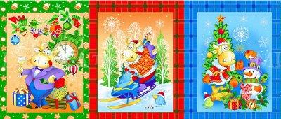 ECOLAN — домашний текстиль, яркие принты! Наматрасники — Полотенца вафельные — Кухонные полотенца