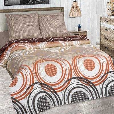 ECOLAN - домашний текстиль, яркие принты! Наматрасники! — Постельное белье (поплин) - 2сп — Двуспальные и евро комплекты